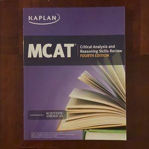 Kaplan MCAT CARS Review